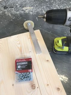Build Your Own DIY Barn Door Hardware For $20! Watch The Free How To