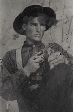 The Life & Times Of Wild Bill Burroughs Old Pictures, Old Photos, Famous Outlaws, Man Of War, America Civil War, Civil War Photos, Le Far West, Old West, Historical Photos