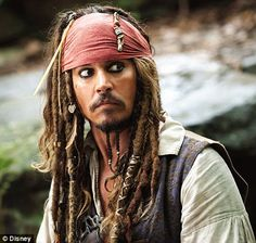 is it ok that i like Jack Sparrow even better than i like Johnny Depp?
