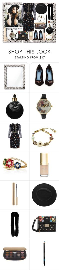 """""""If you're certain for forever, come find me."""" by juinn ❤ liked on Polyvore featuring L'Objet, Lanvin, Valentino, Olivia Pratt, Belk & Co., Dolce&Gabbana, Lilly e Violetta, RED Valentino, Marc Jacobs and Gucci"""