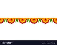 illustration of Flower garland decoration toran for Happy Diwali Holiday backgro. Rangoli Designs Flower, Rangoli Border Designs, Black Background Wallpaper, Banner Background Images, Flex Banner Design, Diwali Vector, Banner Clip Art, Simple Wedding Cards, Garland Decoration