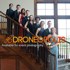 Droneopolis, LLC — Aerial, Ground and Indoor Photography Solutions