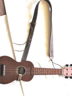 ukulele strap. $45.00, via Etsy. Cool Ukulele, Ukulele Straps, Guitar Painting, Knots, Wave, Preschool, Goodies, Porn, Music Instruments