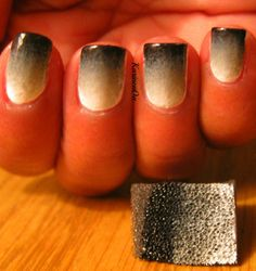 Gradient nails how to...this is next on my to try list