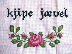 Bilderesultat for geriljabroderi Funny Embroidery, Cross Stitch Embroidery, Embroidery Designs, Safari, Beading Patterns, Diy And Crafts, Crafty, Knitting, Crossstitch