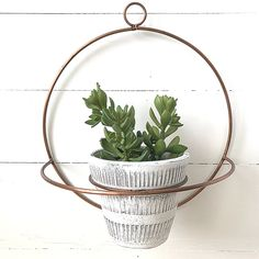 At A-Bode we have a passion for finding gorgeous,unique home decor items that will help you create your most authentic home. Wall Plant Holder, Plant Wall, Plant Holders, Unique Home Decor, Home Decor Items, Welding Projects, Projects To Try, Diy Plant Stand, Copper Wall