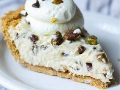 Peach Pie Recipes, Pumpkin Cake Recipes, Pumpkin Dessert, Cookie Recipes, Cream Recipes, Sugar Cookie Cheesecake, Baked Cheesecake Recipe, Cheesecake Pie, Best Banana Pudding