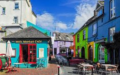 How to do Kinsale like a pro - getting your parking for free and finding the freshest fish and chips Most Romantic Places, Beautiful Places To Visit, Cool Places To Visit, Places To Go, Best Of Ireland, West Coast Of Ireland, Romantic Destinations, Romantic Getaways, Holiday Destinations