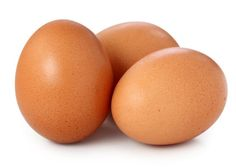 Find Three Brown Eggs Isolated On White stock images in HD and millions of other royalty-free stock photos, illustrations and vectors in the Shutterstock collection. Brown Eggs, Eyes On The Prize, Eat Breakfast, Diet Tips, Metabolism, Easter Eggs, Health Fitness, Healthy Eating, Nutrition