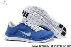 cheap for discount 3fe25 9dbe0 2013 New 580393-410 Soar Pure Platinum White Nike Free 3.0 V5 Men s Latest  Now