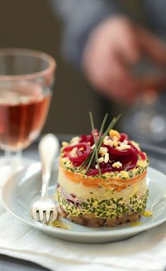 Timbale Recipe, Scandinavian Food, Christmas Lunch, Jewish Recipes, Antipasto, Ceviche, No Cook Meals, Buffet, Mille Feuille