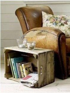 дървени щайги