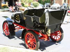 1907 Cadillac Model M touring | Flickr - Photo Sharing!