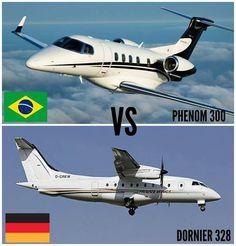 Deuxième round aujourd'hui ! Ce sont à présent les brésiliens représentant Phenom qui se confrontent aux Allemands de Dornier. Quelle équipe va gagner ? Votez ici !