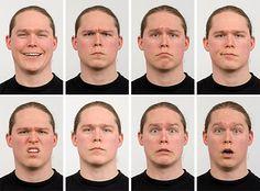 AFBEELDING - Visuele geletterdheid: Puberbrein - Emoties herkennen in gezichten