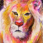 British Lion, symbol of England.