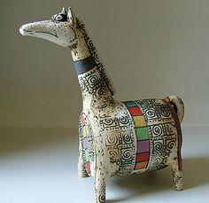 Inna Olshansky, Israeli sculptor,ceramic artist, painter