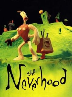 """The Neverhood. 1996. Dreamworks Interactive.  The kids called him """"different duck""""."""