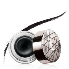 A waterproof gel eye liner that glides on easily for long-wearing definition. Easy-to-apply, long-wearing formula. Brightens and highlights eyes for an intense, dramatic look. Glides over lids for a precise line with no pulling, tugging or smudging. 0.141 oz. net wt.  BENEFITS• Provided precise application and a smooth finish• Brightens and highlights eyes for an intense dramatic look• Smudge-proof formula absolutely won't budge• Does not pull or tug• Waterproof