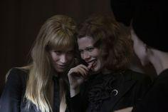 """Marie de Villepin dans le film """"Yves Saint Laurent"""" de Jalil Lespert"""