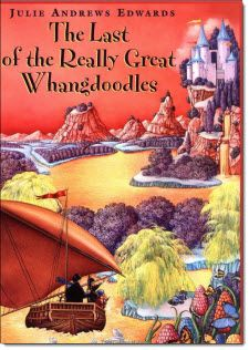 Did you know that Julie Andrews is an author in addition to being an actress? My students loved her book, The Last of the Really Great Whangdoodles. It makes a terrific read aloud that will keep your students hanging on the edge of their seats!