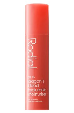 Rodial 'Dragon's Blood' Hyaluronic Moisturizer SPF 15 available at #Nordstrom