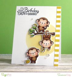 Hi everyone and welcome to the second day of the SugarPea Designs  February 2017 release sweet peeks!   Today we are showcasing the adorable...