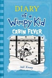 Cabin Fever: Diary of a Wimpy Kid by Jeff Kinney 2011.  See what all the fuss is about, check it out here http://encore.sutherlandshire.nsw.gov.au/iii/encore/record/C__Rb1175334__SDiary%20cabin__Orightresult__X2?lang=eng&suite=cobalt
