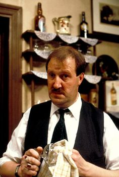 'Allo 'Allo! Liked this series very much until a new Herr Flick of ze gestapo came in......Brilliant though and René is like a big cuddly bear with lots of humour and lots of stress also!