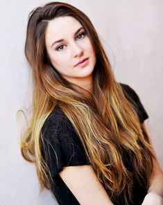 Shailene Woodley is beautiful inside and out.