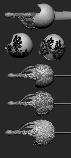 Musketeer - Page 3 #3d #sculpting #tutorials: