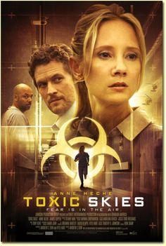 Zehirli Hava - Toxic Skies - 2008 - DVDRip Film Afis Movie Poster