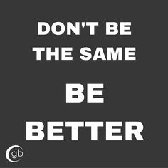 #ThursdayThought You're worth more, be the better you!  #jobs #career #motivation
