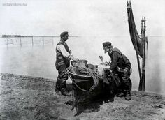 Осташковские рыбаки (ретро) - альбом «Селигер конца XIX начала XX века»