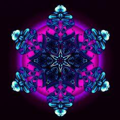 émergences ! emergências !!! Mandala de Pierre Vermersch Digital Drawings