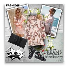 """yoins com http://yoins.me/1PrM4be 4/13"" by jnatasa ❤ liked on Polyvore featuring PiP Studio, Sabo Skirt, women's clothing, women, female, woman, misses and juniors"