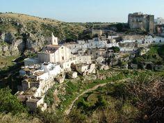 Ancient #Ginosa #Puglia. #WeAreInPuglia