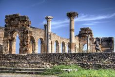 Discover the ancient roman city of Volubilis, Morocco. Learn its history and discover all the main ruins to see inside this ancient site! Visit Morocco, Morocco Travel, Tour Quotes, Volubilis, Desert Tour, Roman City, Tour Tickets, Tourist Places, Grand Tour