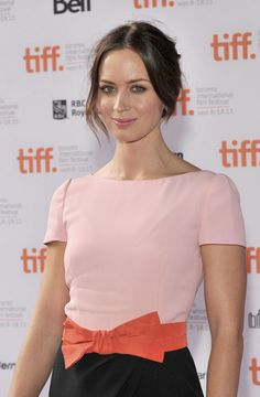 "Emily Blunt Photos: ""Your Sister's Sister"" Premiere - 2011 Toronto International Film Festival"
