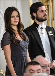 Prince Carl Philip of Sweden & his gorgeous fiancé Sofia Hellqvist, Sweden' s royal wedding will be on June 13, 2015. Can't wait to see what she wears!!! She is somewhat of a fashionista.