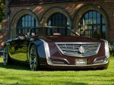 Cadillac Ciel Concept. Beautiful!