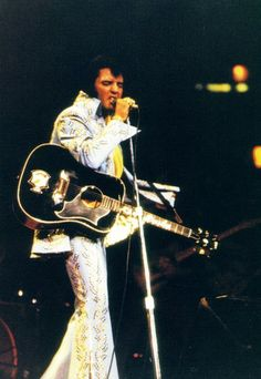 Elvis At Madison Square Garden -