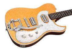 Fano TC6 Gold Sparkle | Rainbow Guitars