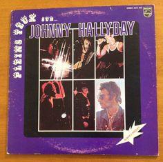 Johnny Hallyday Pleins Feux Sur LP 2 Discs 1967 Canada Vinyl Record 6641.022 #1960sPopRock