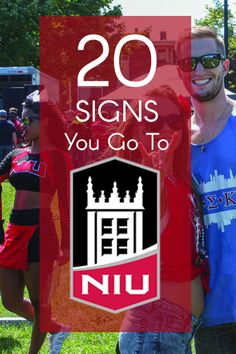 20 Signs You Go To Northern Illinois University