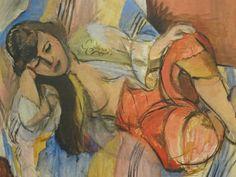 Henri Matisse (1869-1954), Odalisque, 1920-1921.