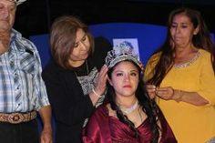 Encino Sólo, Landa de Matamoros, Qro. 24 de febrero de 2017.- La alcaldesa Mary Amador Covarrubias, inauguró las fiestas tradicionales...