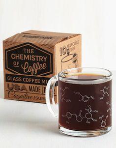 the chemistry of coffee mug