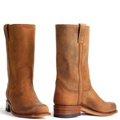 Sendra 3165 booties bruin Campus - Women Boots in Brown. International shipping -> free shipping in Europe. E-mail us! https://www.boeties.nl/sendra-3165-booties-bruin-campus
