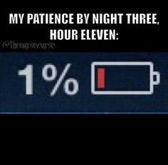 Sometimes night one hour one! Lol